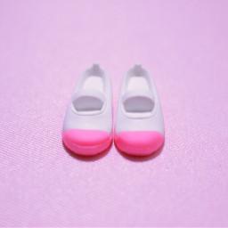 freetoedit minimal cute pink shoes