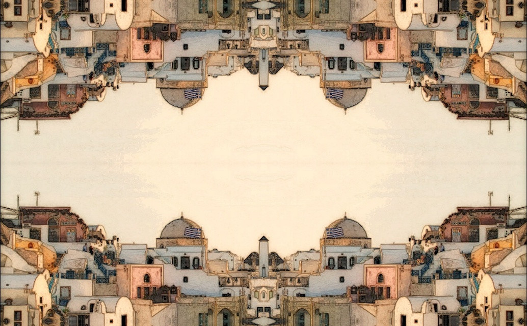 Today's Daily Inspiration is #Mirrored  Embrace symmetry today and share images that are mirrored across an axis. Use real reflective surfaces, or try playing with PicsArt's Mirror Effect! (Image by @juliesobel )
