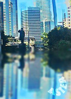 mirror urban jakarta