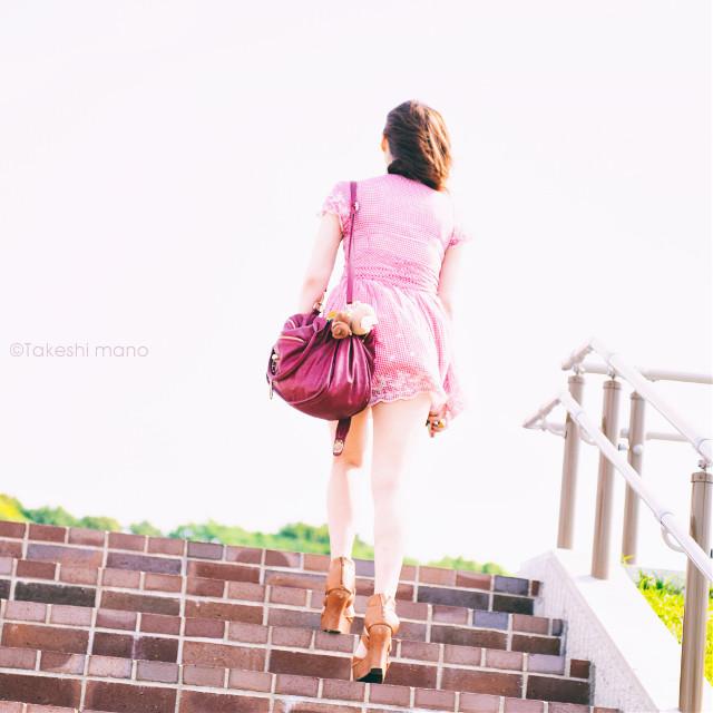 #portraitphotography #portrait #highkey #japan #womanportrait #woman #girl #gobackhome