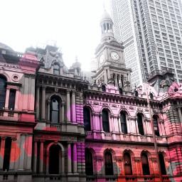 townhall sydney oldbuilding building