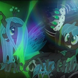 mlp daughterofdiscord queenchrysalis mothball