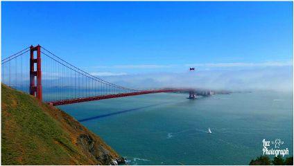 sanfrancisco california saturated fog