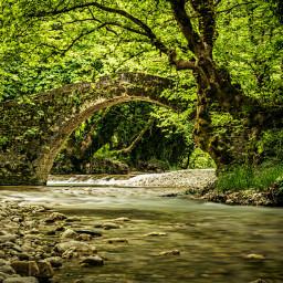fairytalecontest nature photography longexposure bridge
