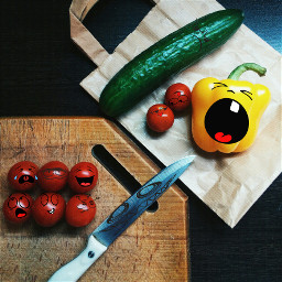 freetoedit funny photography vegetables