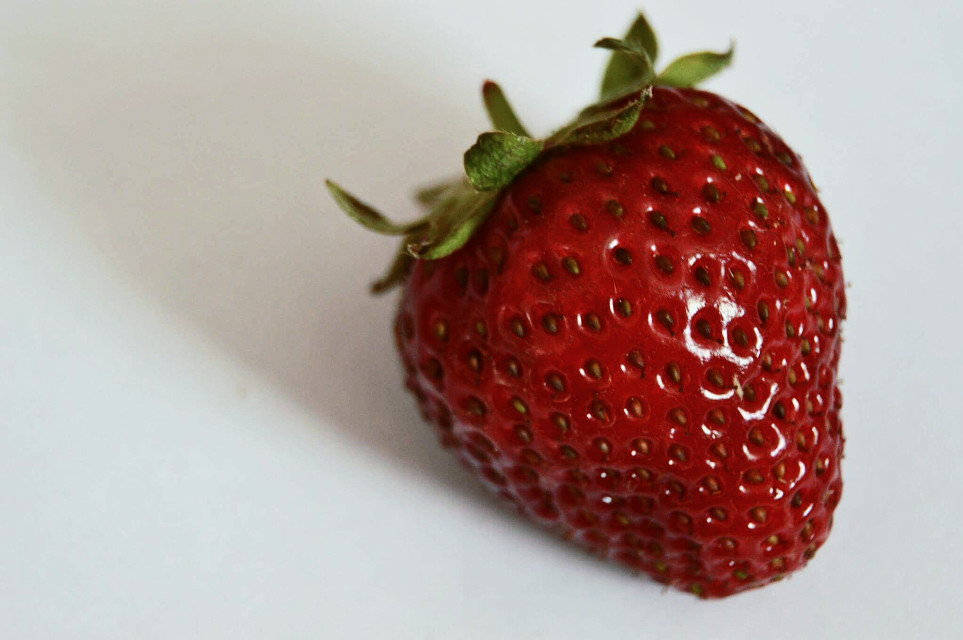 #strawberry #fruit #red