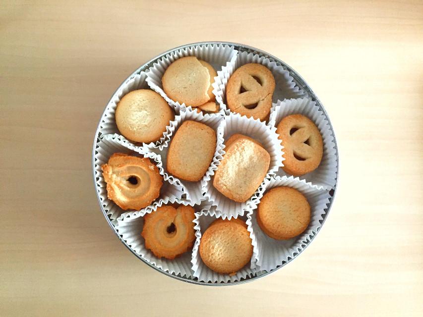 Danish cookies. #cookies #buttercookies #danishcookies #food #foodporn #dessert #photography #FreeToEdit #lifestyle