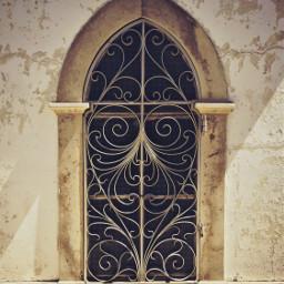 door historicalplace ironwork art protection