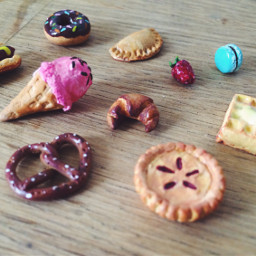 tinyfood food miniature art baking