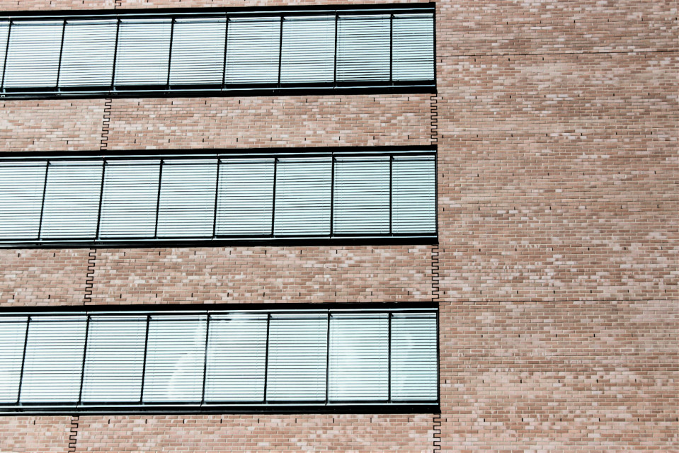 #minimal #minimalism #keepitsimple #architecture #wall #window #windows #bricks #lines #urban #photography