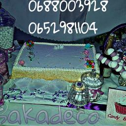 sakadeco décoration evenementielle candybar d