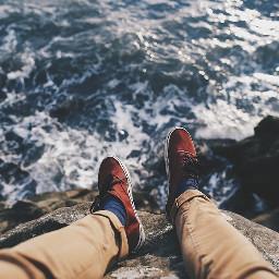 freetoedit travel feet shoes sea
