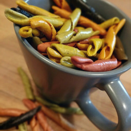 dinnerfortwo foodart lamadedis pasta cup