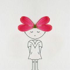 freetoedit cute flower draw drawing