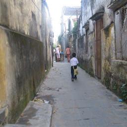 smallalley dailylife peacefulness hoian centralvietnam