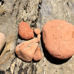 nature rocks river texture closeup freetoedit