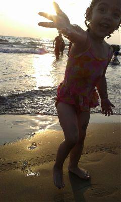 beach interesting california summer sunset