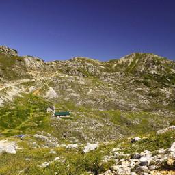 italy nature mountain story rifugio