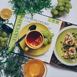 food morning beautiful fruits