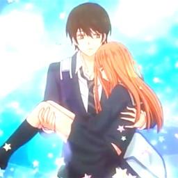 animelove animecouple anime animegirl animeboy