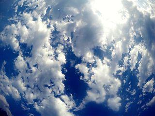 art sky blue goprohero4 gopro