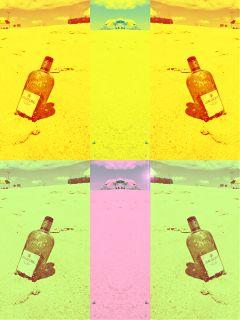 freetoedit botella isla