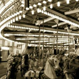 merrygoround amusementpark njshore seasidenj freetoedit