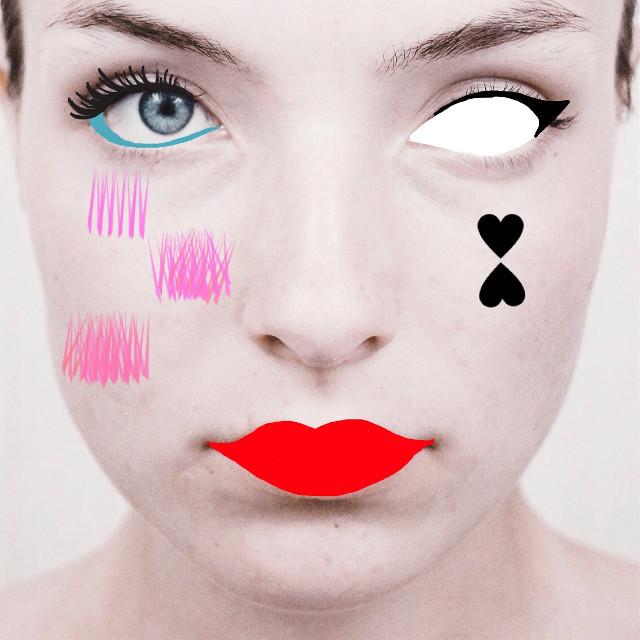 #FreeToEdit #makeup #artistc #photography