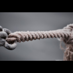 rope bound undefined photography